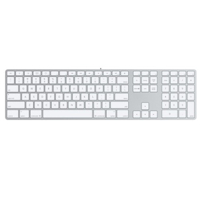 Apple Keyboard with Numeric Keypad SK
