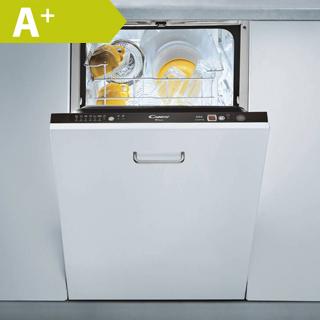 CANDY Vstavaná umývačka riadu CDI9P50/E biela