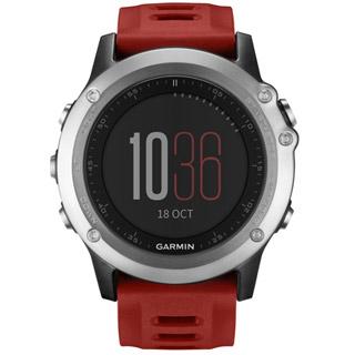 Garmin hodinky fénix® 3, Silver