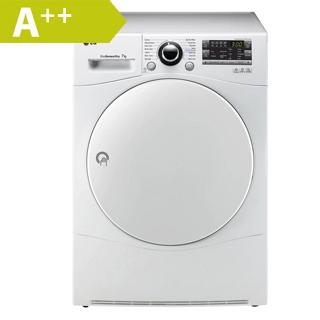 LG Sušička bielizne RC7055AH6M biela