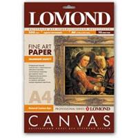 Plátno Lomond Fine Art Canvas pre atram.tlač, 300 g/m2, A4/10