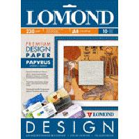 Fotopapier Lomond Fine Art Design Premium Papyrus Matte, 230 g/m2, A4/10