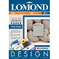 Fotopapier Lomond Fine Art Design Premium Point Macro Matte, 230 g/m2, A4/10