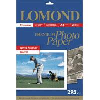 Fotopapier Lomond Premium pre atram.tlač, super lesklý, 295 g/m2, A4/20 Warm