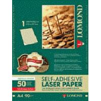 Lomond CLC Paper pre color laser tlačiaren Gold Self Adhesive A4/50
