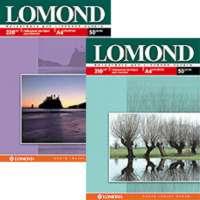 Lomond Photo Inkjet Glossy 50x215g/m2 A4