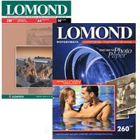Lomond Photo Inkjet Glossy 50x230g/m2 A4